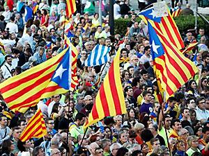 Almanya'dan Katalonya açıklaması