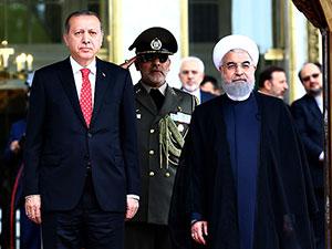 Erdoğan İran'da: Gündem Kürdistan referandumu