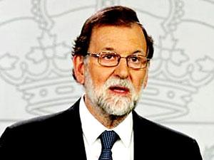 İspanya Başbakanı, Katalanlarla diyaloğu reddetti