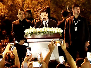 Kubad Talabani: Tek ses olmaya ihtiyacımız var