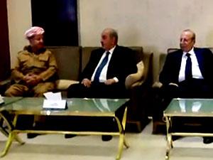 Nuceyfi: Erdoğan'ın mesajını Barzani'ye ilettim
