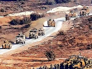 Türk askeri sınırı geçti: TSK unsurları İdlib'de
