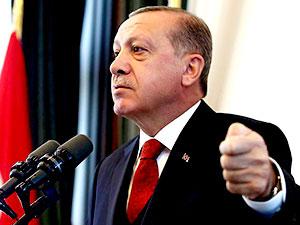 Erdoğan'dan ABD'ye: Biz size muhtaç değiliz