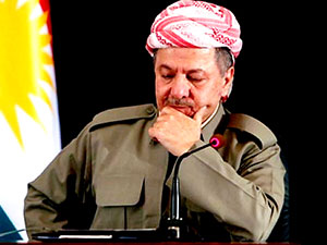 İşte ABD'nin Barzani'ye gönderdiği mektup