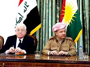 Barzani ve Masum'un başkanlığında önemli toplantı