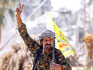 SDG: Rakka'yı IŞİD'den geri aldık
