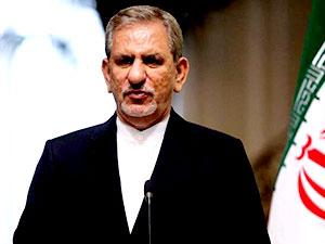 İran Cumhurbaşkanı Yardımcısı Türkiye'de