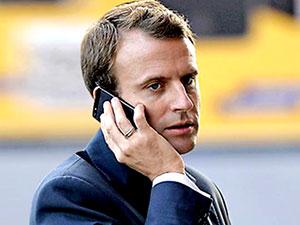 Macron'dan Hewler ile Bağdat için diyalog girişimi