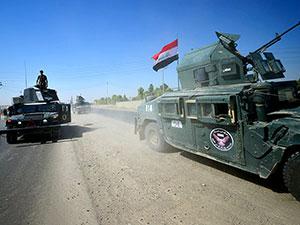 Kürdistan: Sınırlarımıza büyük yığınak yapılıyor