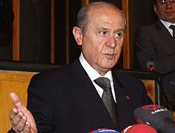MHP'nin kurucularından Bahçeli'ye manifesto