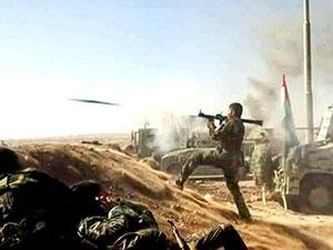Irak medyası: Haşdi Şabi geri çekiliyor