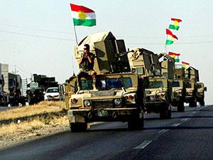 'Peşmerge ile Irak güçleri ateşkes ilan etti'