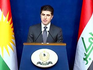 Başbakan Barzani: Türkiye'ye teşekkür ediyoruz