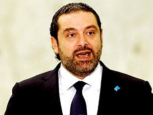 Saad Hariri: 'İstifamı bir şartla geri çekerim'