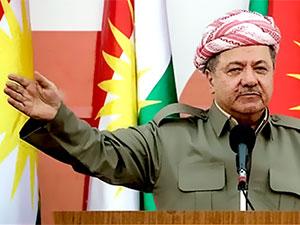 Barzani'ye 'ABD Kürtleri terk mi etti?' sorusu