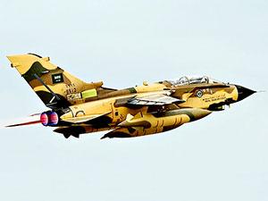 Suudi Arabistan uçakları Yemen'i vurdu