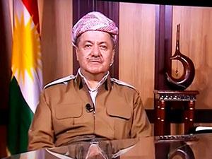 Barzani CNN'e konuştu: Kızgınız!