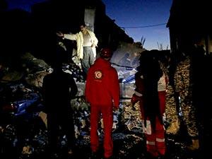 Kürdistan'da deprem: En az 211 kişi hayatını kaybetti