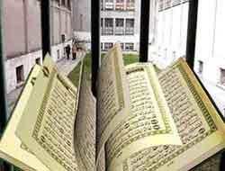 Diyanet'ten hapishanelere Kur'an açılımı