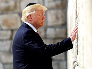 İsrail medyası: Trump, Kudüs kararını iki İslam ülkesi ile birlikte aldı