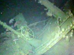 103 yıl sonra kaybolan denizaltı bulundu