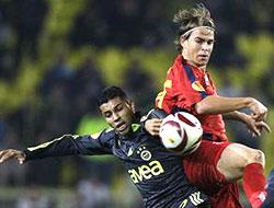Fener Steaua'ya şans tanımadı Video