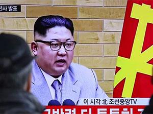 Kim'den ABD'ye: 'Nükleer Düğme Masamda'