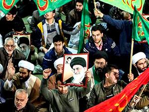 İran'da hükümet yanlıları da sokağa çıktı