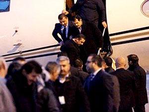 Kosret Resul Kürdistan'a döndü
