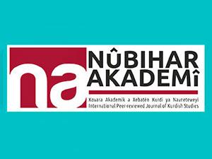 Nûbihar Akademî dergisinin 7. sayısı çıktı