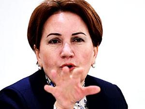 Meral Akşener'den 'CHP'yle ittifak' açıklaması
