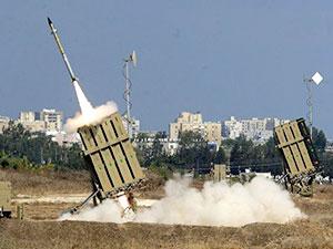 'Suudi Arabistan İsrail'den hava savunma sistemi alacak'