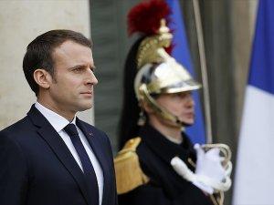 Macron'dan Trump'a İran çağrısı