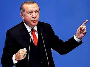 Erdoğan: Afrin'e 4-5 kilometre kaldı