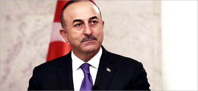 Çavuşoğlu: 'Hava sahasını kullanmak için Rusya ile temas halindeyiz'