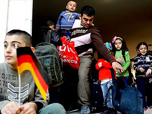 Almanya'da sığınmacıların sayısı azaldı