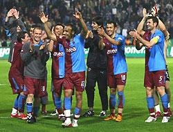 """Trabzon 545 gündür """"büyük"""" yenemiyor"""