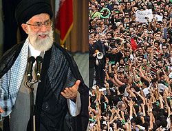 """Hamaney: """"İran Rejimi Hedef Alınıyor"""""""