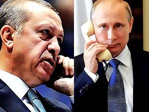 Erdoğan, Putin'le görüştü: Suriye rejimi, YPG ile anlaşırsa ...