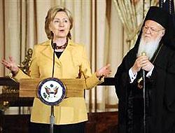 Hillary Clinton Ankara'ya ne çağrısı yaptı?