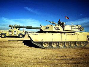 Pentagon sözcüsü: Haşdi Şabi, Kerkük'te ABD tanklarını kullandı