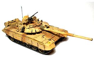 Rusya'dan Irak'a 36 adet T-90C tankı