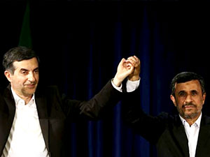 Ahmedinejad'ın yardımcısı gözaltına alındı