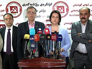 Buldan: 'Amacımız ulusal kongrenin toplanması'