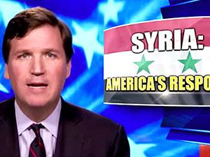 ABD medyası Suriye'ye saldırıyı nasıl gördü?