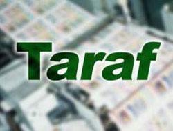 Başbakanlık'tan Taraf'ın haberine tepki