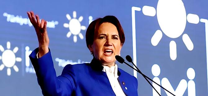 Meral Akşener: Kılıçdaroğlu'nun tavrı tarihi