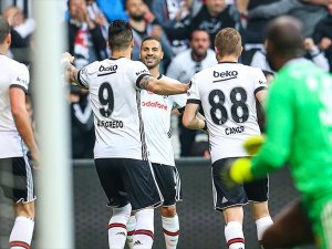 Beşiktaş evinde mutlu: 3-1
