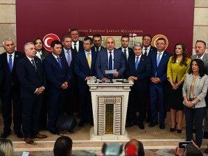 İYİ Parti'ye katılan 15 milletvekili yeniden CHP'ye döndü