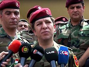 Mensur Barzani: Peşmerge Kürdistan'ı savunanlara oy verecektir